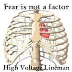 Fear is Not a Factor