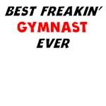 Best Freakin' Gymnast Ever