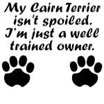 Well Trained Cairn Terrier Owner