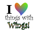 I Love Things With Wings