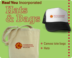 Real You Hats & Bags