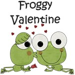 Froggy Love Valentine