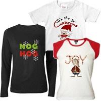 Holiday Clothing!