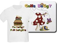Bugs and Insects T-shirts and Gifts