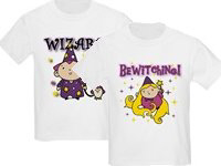 Magic and Wizards T-shirts