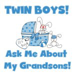 Ask About My Grandsons T-shirts and Gifts