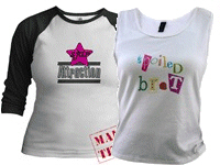 For the Girls Tshirts, Apparel, Gifts