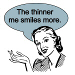 Thinner Me Diet T-shirts and Gifts