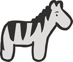 James the Zebra