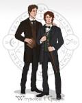 Whyborne & Griffin by Catherine Dair