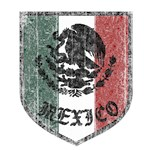 Mexican Flag Crest T-Shirts