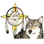 Hidden Forces Wolf