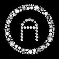 DIAMOND MONOGRAM: A