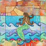 Beach, Fish & Mermaids