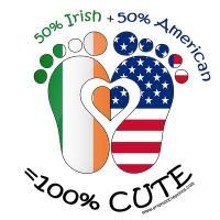 Irish American Baby