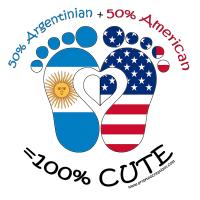 Argentinian American Baby