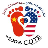 Chinese American Baby