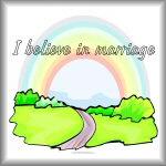 I believe in marriage