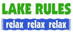 LAKE RULES