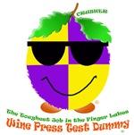 Wine Press Test Dummy