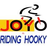JOY is riding hooky