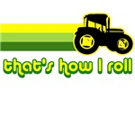 Tractor Rollin'