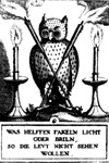 Alchemical Owl Diagram