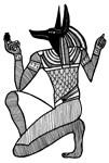 Anubis - Eqyptian Diety