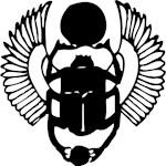 Egyptian Scarab Symbol