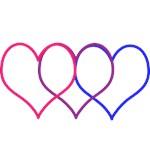 Bisexual Hearts