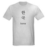 Korea (South) Light Shirts