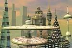 Sci Fi City 1