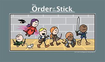 The Order of the Stick (Upgraded)