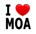 I Love MOA