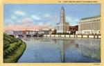 Civic Center Group, Columbus Ohio, 1935