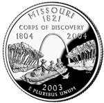 Missouri Quarter