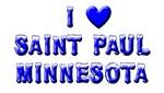 I Love Saint Paul Winter Shop