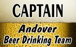 Andover Beer Drinking Team Shop