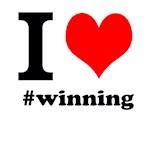I (heart) winning
