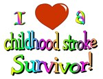 childhood stroke survivor