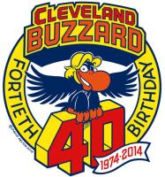 Buzzard 40th Birthday