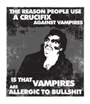 Vampires are Allergic...