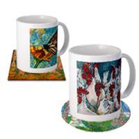 Art Mugs, Designer Coasters