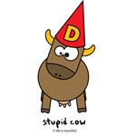 stupid cow