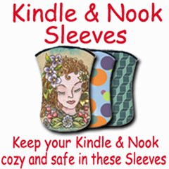 Kindle and Nook Sleeves