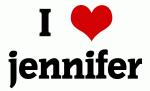 I Love jennifer
