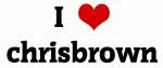 I Love chrisbrown