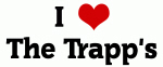 I Love The Trapp's