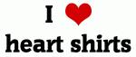 I Love heart shirts