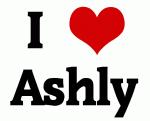 I Love Ashly